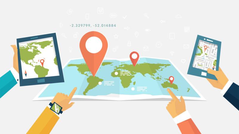 موقعیت جغرافیایی برای سئو و بازاریابی محتوا